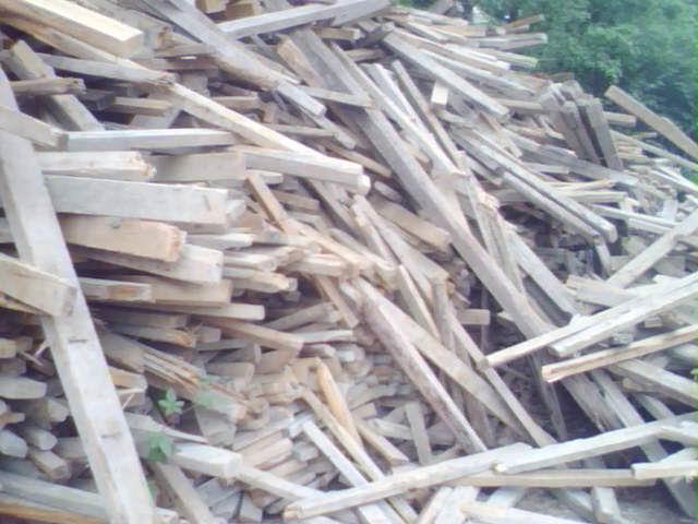废旧木材收购